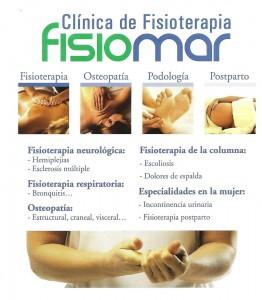 Tratamientos Clinica Fisiomar